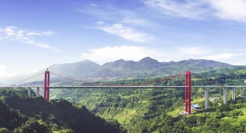 江习高速公路笋溪河大桥